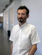 Portrait de Frédéric ROSSANO
